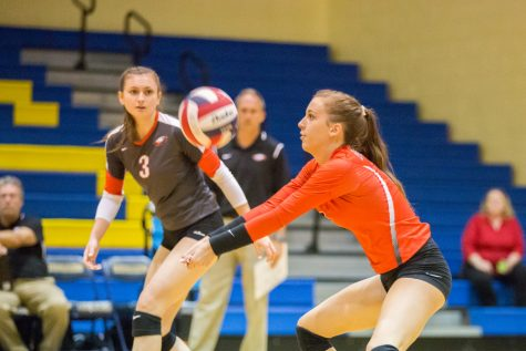 Eagle Volleyball Experiences Early Success as District Approaches