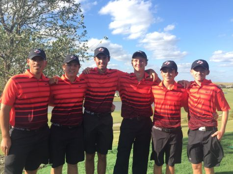Boys Fall Golf Finish Strong
