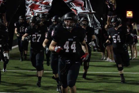 Eagle Football Begins the Road to State