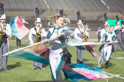As They Head to State, Closer Look at the Marching Band