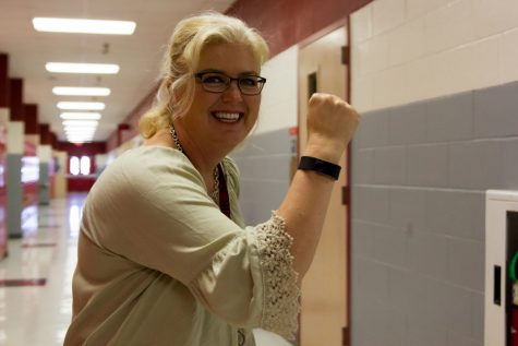 Teachers Race to Keep Pace in Fitbit Challenge