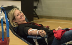 Blood Drive Saves Lives