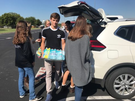 Harvey Donations Unify School