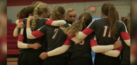Lady Eagles VB Highlights (11-6-17)