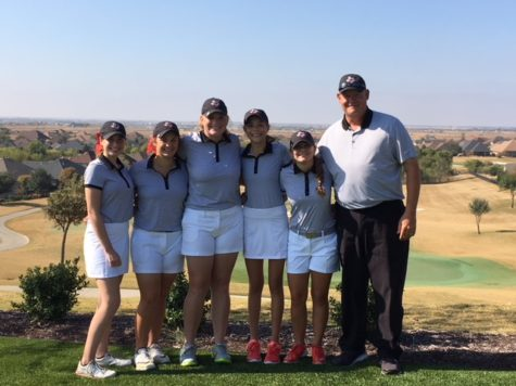 Girls Golf Seeks to Improve in Spring