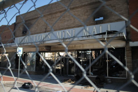 Uncertain Future for Denton Mini Mall