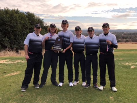 Eagles Golf Wins State Preview Tournament