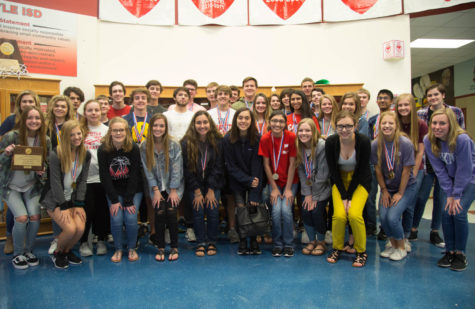 UIL Academics Wins Region 2-4A Championship