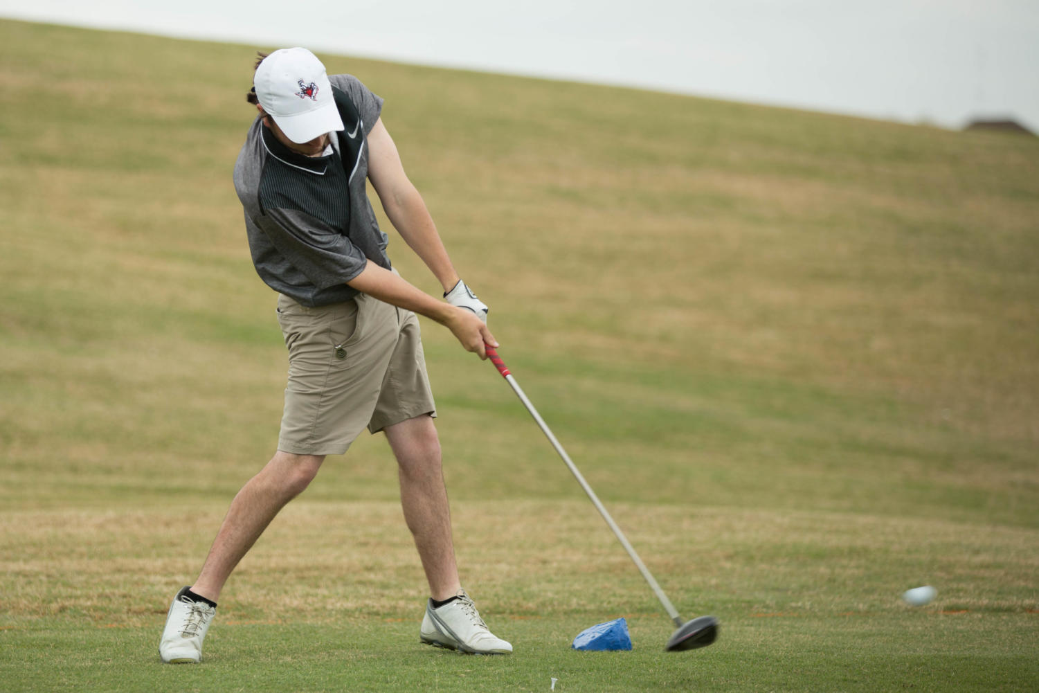 Eagles tee off at 8:00 a.m. for the Robson Ranch Golf Tournament at Robson Ranch in Argyle, TX on March 5, 2018. (GiGi Robertson / The Talon News)