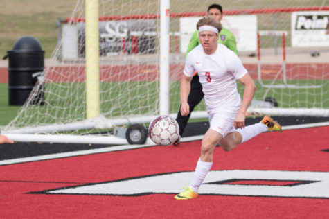 Soccer Advances to Playoffs