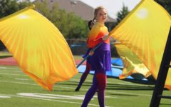 Color Guard Struggles to Fill Membership Position