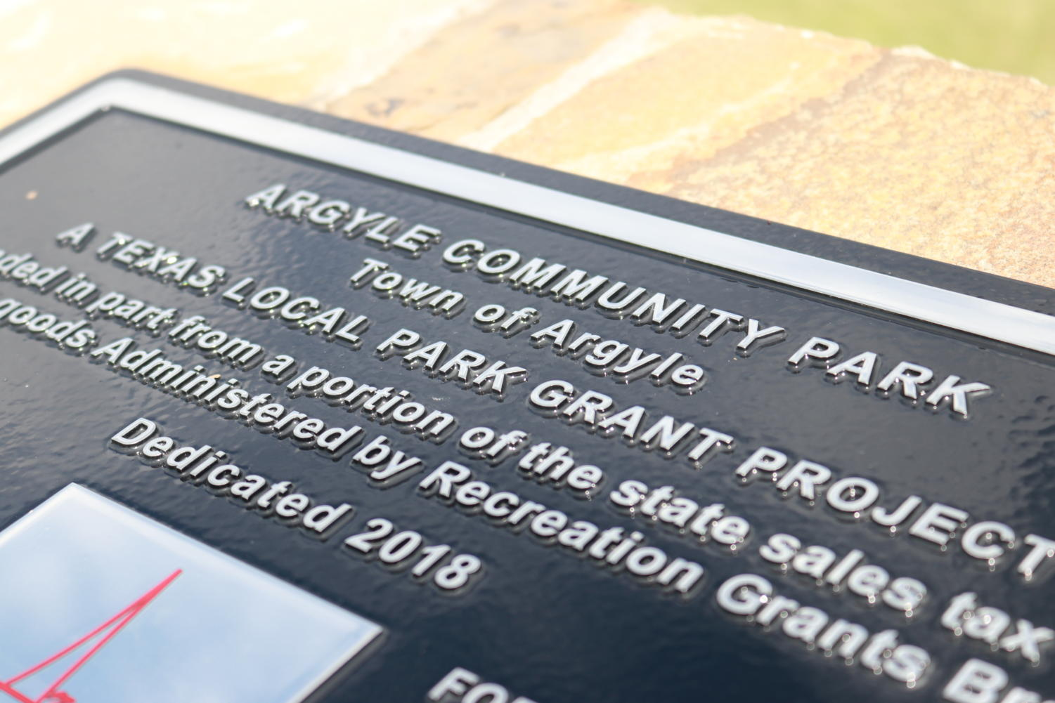With it's grand opening on May 5, 2018, Argyle Community Park is the first of its kind in the town.