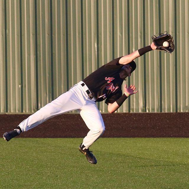 Baseball Takes on Pleasant Grove