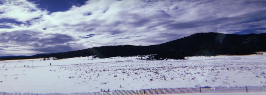 Blizzards bring freezing precipitation, snow, sleet, and freezing rain.(Molly Yarburough/ The Talon News)