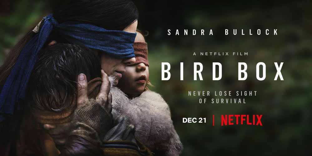Netflix's new original film has led to a worldwide internet trend. (Netflix)