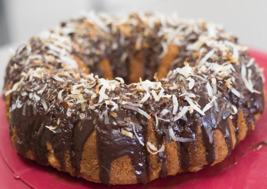 Samoa Bundt Cake