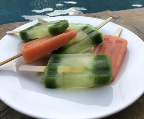 Summer Snack: All-Natural Popsicles