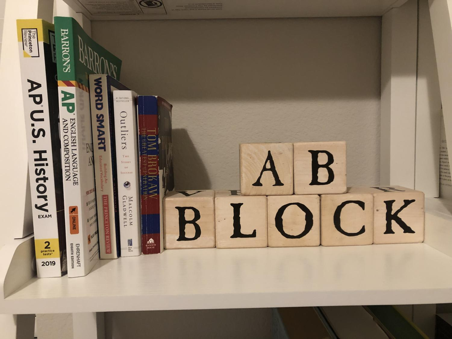 Switching to an A and B block schedule would be more beneficial for the school. (Gracie Hurst / The Talon News)