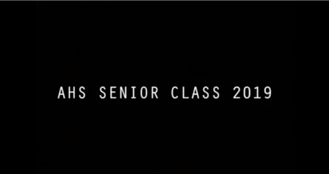 Class of 2019 Senior Video