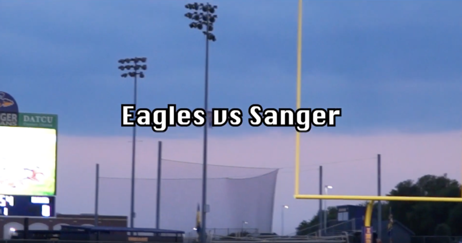 Eagles vs. Sanger