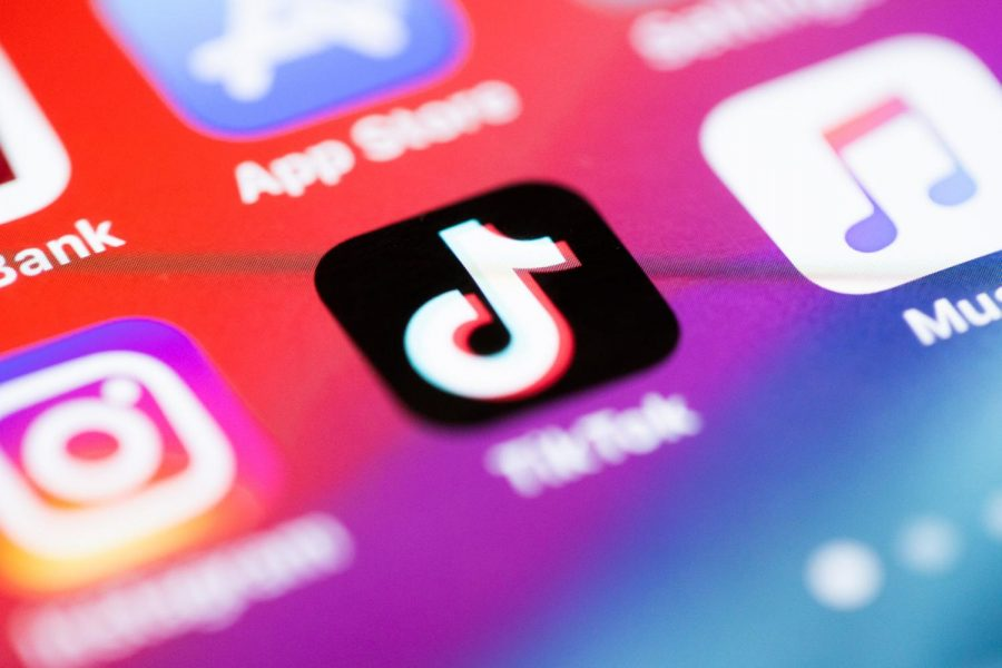 President Donald Trump signed an executive order giving Tik Tok a deadline before being banned (Nicholas West/The Talon News)