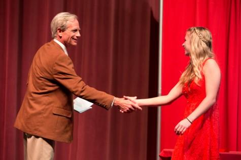 Five Seniors Win $1,000.00 PTSA Scholarships