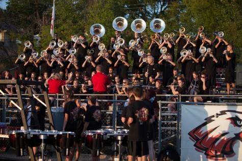 TX Bandmasters Association Names AHS Recipient of 2014 Exemplary Band Program Award