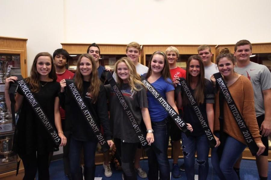The Talon More Than A Crown Hoco Court Talks About The Real