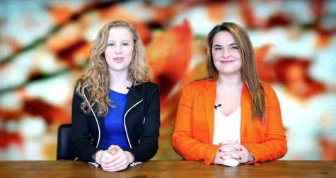 The Talon News' Broadcast V1. E1.