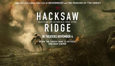 Hacksaw Ridge Review