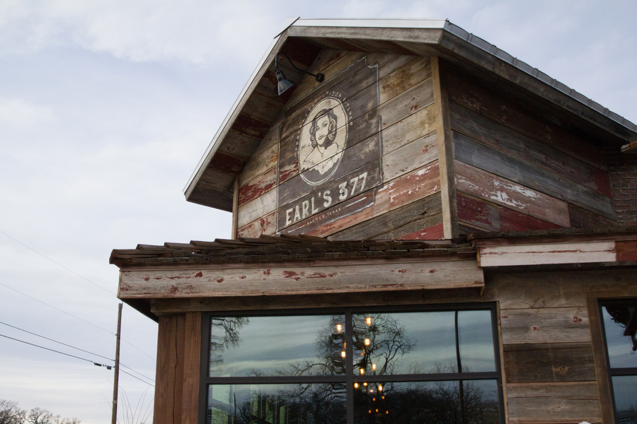 Earls 377 is currently the newest eatery in Argyle, having opened on May 23, 2016.   (Jaclyn Harris/The Talon News)