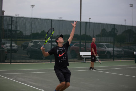 First Annual Staff & Student Tennis Tournament Unifies School