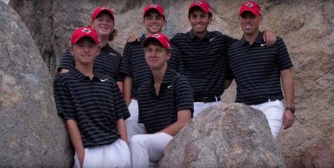 Boys State Golf 2017