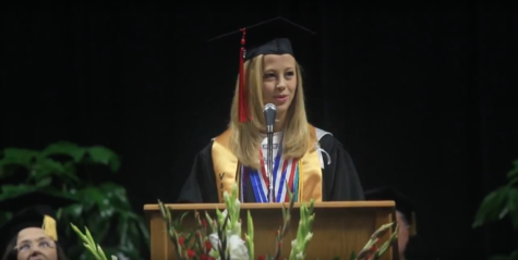 Annabel Thorpe Graduation 2017 Speech