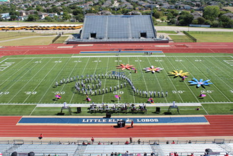 Band Rings in Competition Season with 'Classic on the Lake'