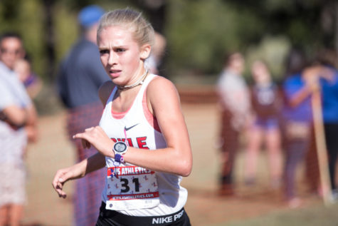 Sophomore Finds Passion in Cross Country