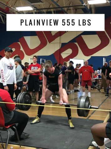 Student Raises Bar in Powerlifting