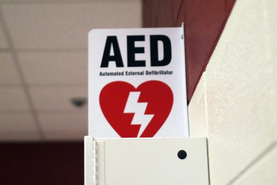 AED Team Responds