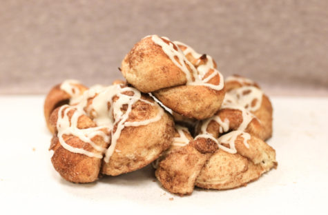 Cinnamon Sugar Knots