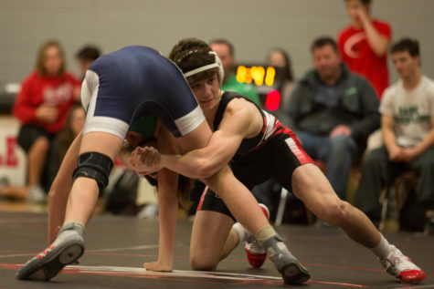 Wrestling Closes Season at State