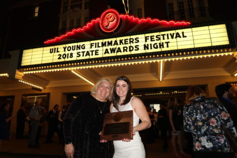 UIL Film Finishes Top In State