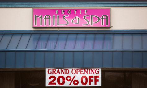 Argyle Nail Spa Review