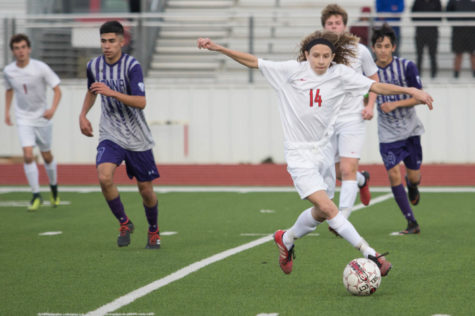 Soccer Wraps Up District Play