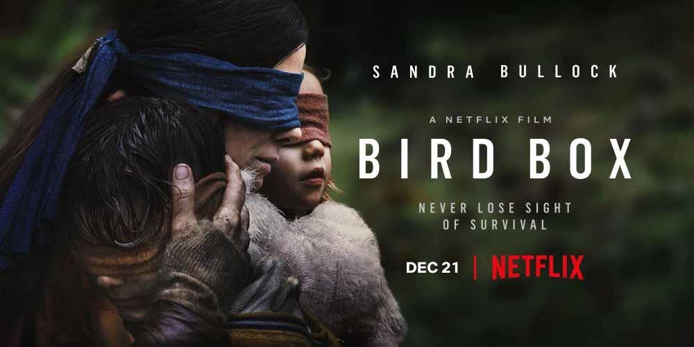 Netflix's new original film has led to a worldwide internet trend. (Netflix)