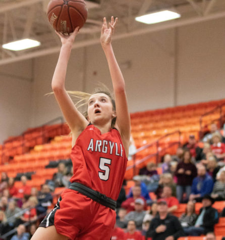 Lady Eagles Basketball Rises Above Honeybees