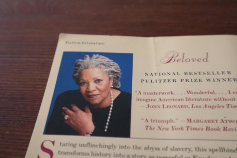 The literary world mourns the loss of Pulitzer Prize winning author Toni Morrison. (Sarah Crowder / The Talon News)