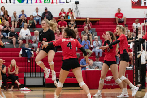 Lady Leopards to Much for Lady Eagles in Home Thriller