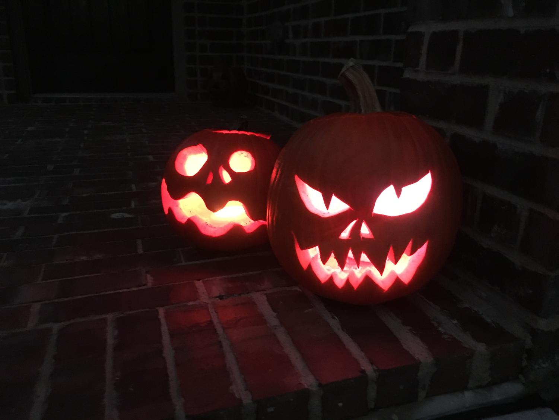 A spooky treat for Halloween night. (Trinity Flaten / The Talon News)