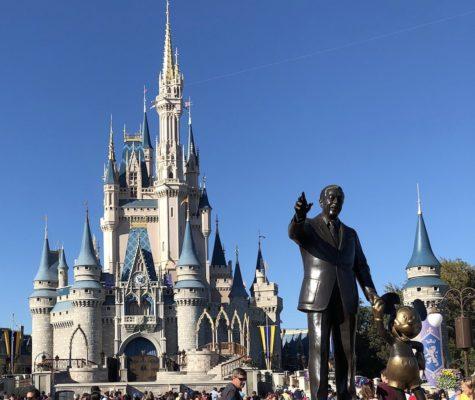 The Disney enterprise entertains audiences through theme parks, media and now digital-streaming services. (Trinity Flaten / The Talon News)