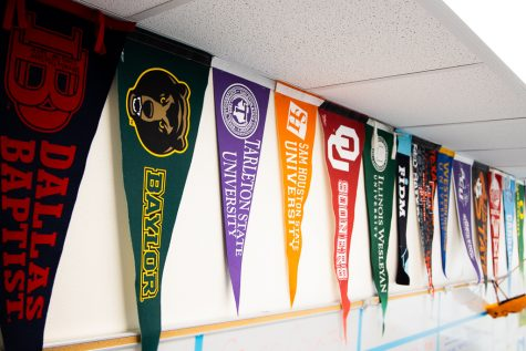 Coronavirus has caused many difficulties for incoming freshman applying to college. (Nicholas West / The Talon News)